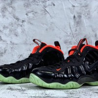 Air Foamposite Pro Luminous Black