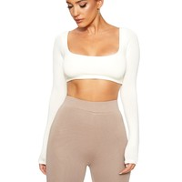 The NW Oh So Tight Shorts - Bottoms - Womens