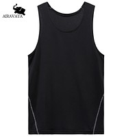 Men Sleeveless Top in Fashion Design Fitness for Men Clothes for Exercise and Fitness Slim Top Men Bodybuilding Shirts