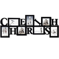 Cherish 7-Opening Collage Picture Frame