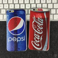 [ETC]-Pepsi Or Cola Anyone? iPhone 6+ Silicone Cases