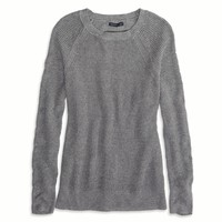 AEO FACTORY CREW SWEATER