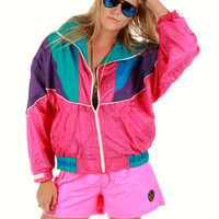From The West Side with Love Windbreaker