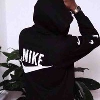 Nike Women Men Fashion Top Sweater Pullover Sweatshirt Hoodie