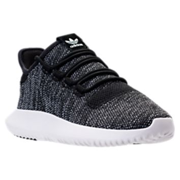 Boys' Grade School Adidas Tubular Shadow Knit Casual Shoes | Finish Line