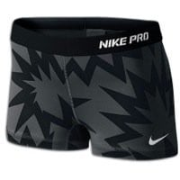 "Nike Lady Pro Core II 2.5"" Compression Black/Anthracite Printed [L]"