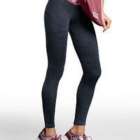 Fleece Lined Legging - PINK - Victoria's Secret