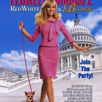 Legally Blonde 2: Red, White & Blonde 27x40 Movie Poster (2003)