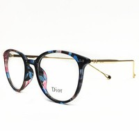 Perfect DIOR Women Casual Popular Shades Eyeglasses Glasses Sunglasses