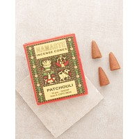 Namaste Herbal Indian Incense Cones
