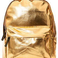 MKL Accessories Backpack Star Burst in Gold
