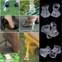 1 Pair Footful High Heel Shoes Protectors Covers Stoppers Bridal Wedding Party = 1932276740
