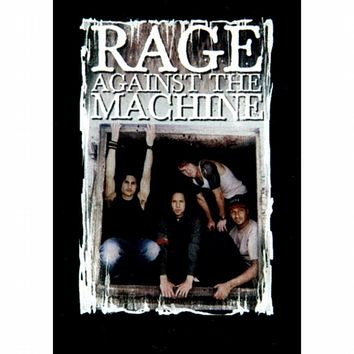 Rage Against The Machine - Framed Tapestry