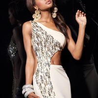 Tony Bowls Paris 113735 at Prom Dress Shop