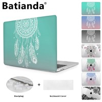 Colorful Gradient Dream Catcher Covers for Apple Macbook 12 13 15