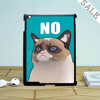 Cactus The Cranky Cat iPad 2 | 3 Case