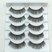 Hot Deal Thick Long Sexy Hot Sale Handcrafts False Eyelashes [51395166220]