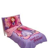 Disney® Sofia the First 4 Piece Bedding Set - Toddler