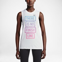 "NIKE ""THERE IS NO FINISH LINE"""