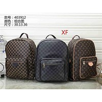 Louis Vuitton Lv Backpack 3 Colors #2643