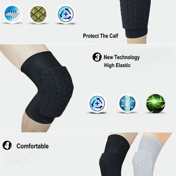 1 Piece Sports Protective Basketball, volleyball Knee Pads
