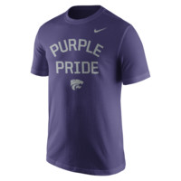 Nike College Local Verbiage (Kansas State) Men's T-Shirt Size Small