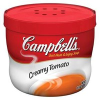 Campbell's® Creamy Tomato Soup Microwaveable Bowl 15.4 oz