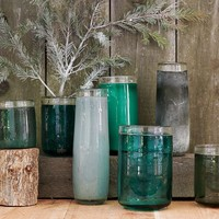 Colored Cylinder Vases | west elm