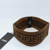 Fendi Women Men Fashion Sport Casual Headband Hair Hoop