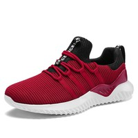 2018 New Brand Running Shoes For Male Comfortable Walking Shoes Outdoor Sneakers Men Sports Shoes Breathable Athletic Shoes