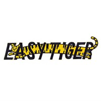 Easy Tiger Large Banner Patch