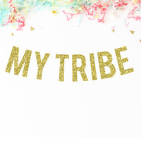My Tribe Banner