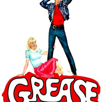 Grease Movie Poster 11x17