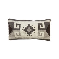 MZ Ceremony Fair Trade Wool Lumbar Pillow Cover
