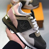 Louis Vuitton LV Fashion sports and leisure shoes 11 colors-2