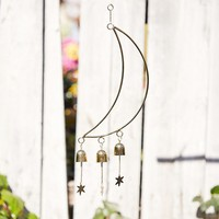Moon Chime Wall Hanging | Urban Outfitters
