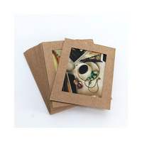 Moods&Views 4X6 Kraft paper photo frame set of 30 sheets