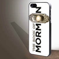"""The Book Of Mormon Logo BDN  for iphone 4/4s/5/5s/5c/6/6+, Samsung S3/S4/S5/S6, iPad 2/3/4/Air/Mini, iPod 4/5, Samsung Note 3/4 Case """"005"""""""