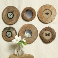 Salvaged Wood Wheel Collection - 3 Styles Available