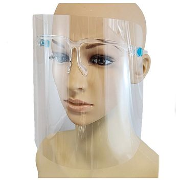 Another Way to Stay Protected! Clear Face Shields