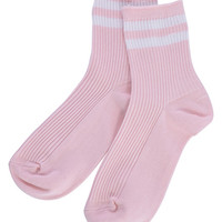 3 PIECES LINE SHORT SOX SET - EMODA Global Online Store