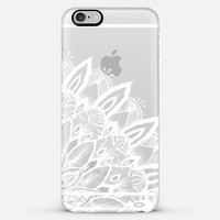 Beautiful Mandala iPhone 6 Plus case by Rose | Casetify