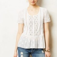 Serein Blouse by Leifsdottir White 6 Tops
