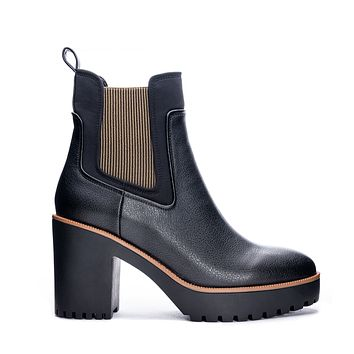 Chinese Laudry - Good Day Chelsea Rubber Sole Boot