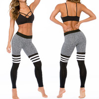 Hot Yoga and High Waist Workout Pants