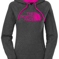Gliks - The North Face Half Dome Hoodie in Asphalt Gray for Women