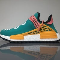 Adidas NMD Human Race Pharrell Williams Sun Glow