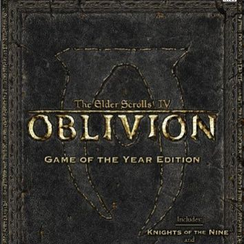 Oblivion (Game of the Year Edition) -Xbox 360
