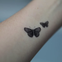 Spirit Ink Temporary Tattoo - Butterfly