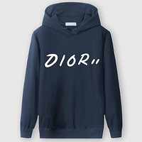 Trendsetter Dior Women Man Fashion Casual Hoodie Sweater